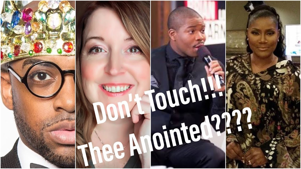 Don't Touch The Anointed, Dawn Hill, King Jives vs Brian Carn, Bishop TD Jakes, Joyce
