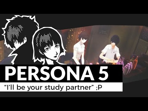 PERSONA 5 | Dating Makoto - Youll Never See It Coming!