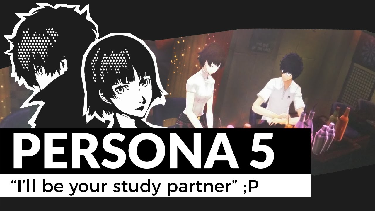 PERSONA 5 | Dating Makoto - You'll Never See It Coming ...