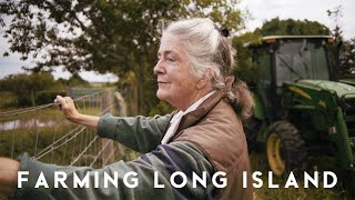 Farming Long Island Trailer