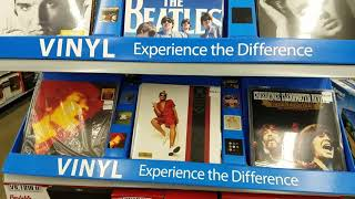 VINYL records  At Walmart. 180g WOW!  Now on Sale. November 6 2017