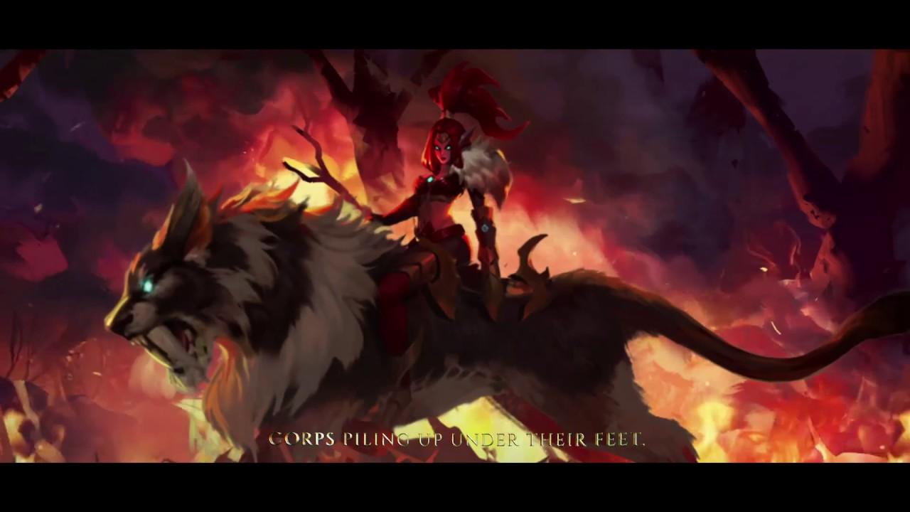 Irithel Hero Baru Dengan 39 Animal Mount 39 Perdana Dari Mobile Legends Bang Bang Youtube