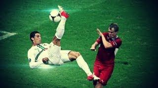 Cristiano Ronaldo  - Watercolour    Highlights, Skills & Goals 2011/2012   HD