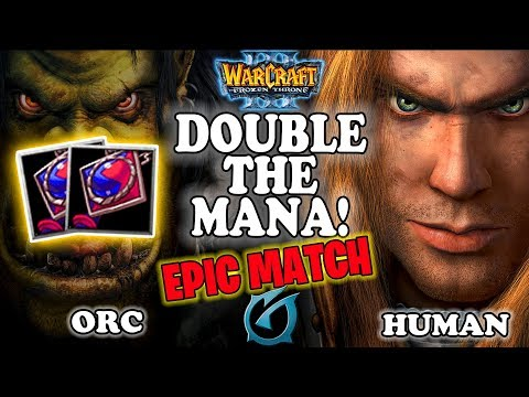 "Grubby | ""Double The Mana!"" [EPIC] 