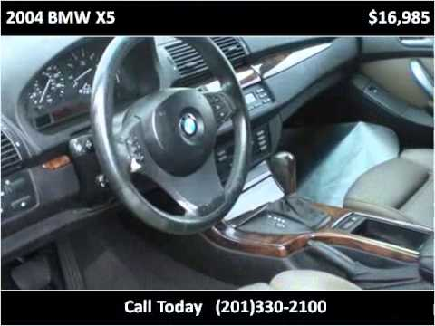 2004 BMW X5 Used Cars Union City NJ