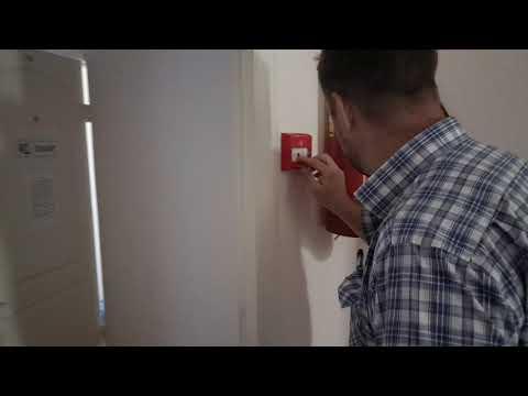 """Проведена проверка системы речевого пожарного оповещения,  корпус """"Б"""""""