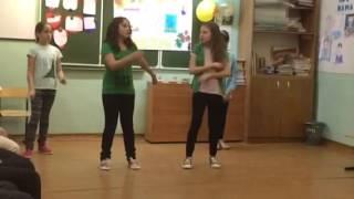 Танец для мамы!