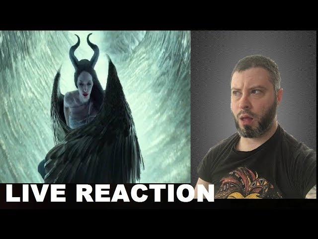Maleficent 2 Trailer 2 Reaction