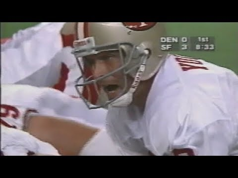 アメリカンボウル'95 American Bowl'95 San Francisco 49ers Vs. Denver Broncos
