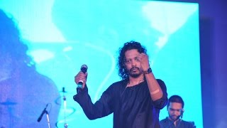 Gambar cover Durga Puja Bangalore 2016: Nakash Aziz | Selfie Le Le Re | Sarathi Socio-Cultural Trust