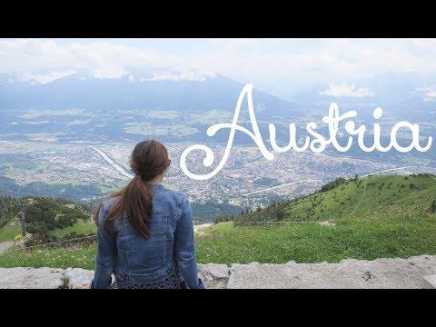 Innsbruck Austria ♡ Travel Diary