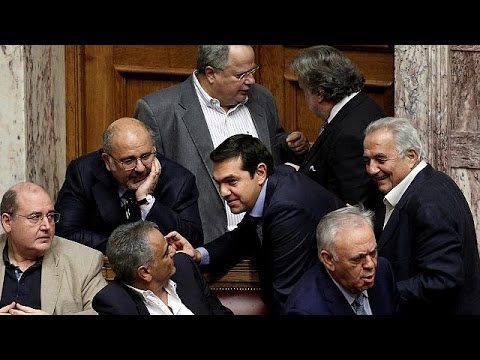 Greece undergoes cabinet reshuffle in effort to speed up bailout reforms - world