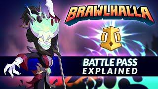 Brawlhalla Battle Pass Season One Explained