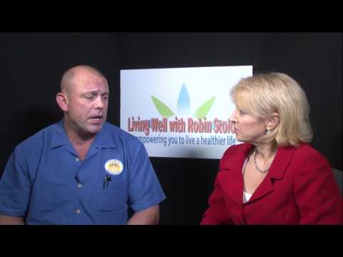DIABETIC FOOT CARE   ATLANTIC MED SUPPLY    LIV WELL WITH ROBIN STOLOFF