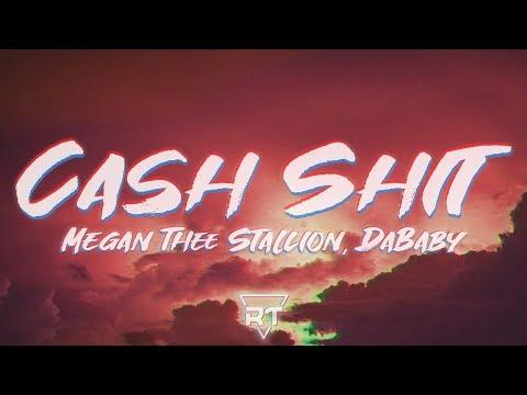 Megan Thee Stallion, DaBaby – Cash Shit (Lyrics) | RapTunes