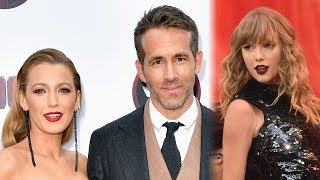 "Blake Lively & Ryan Reynolds FREAK OUT Hearing Taylor Swift ""Gorgeous"" Live"