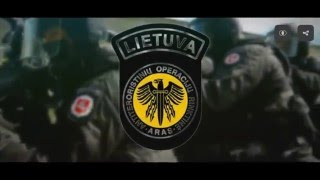 Lithuania Special Forces - ARAS 2015! My edit