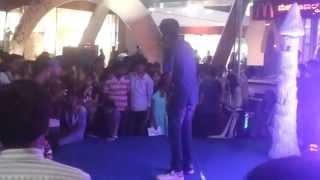 Forum Mall-banglore  . Hip hop music rap live musi