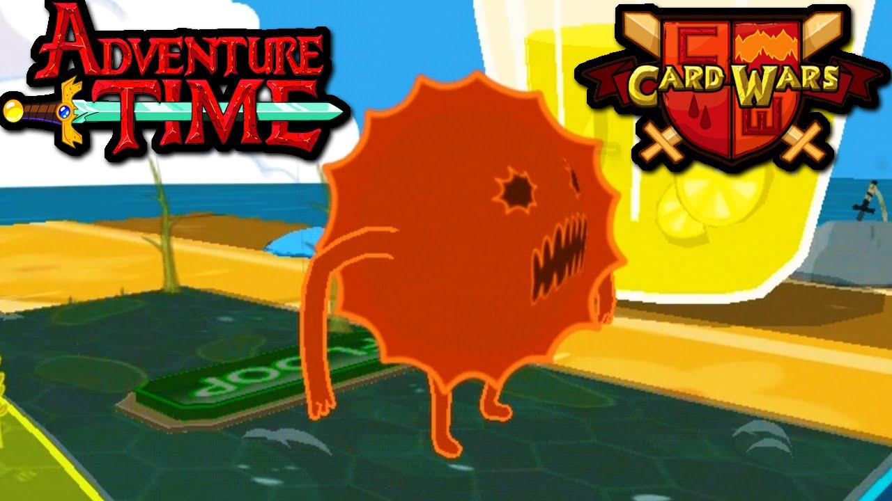 Card Wars Kingdom | Adventure Time - cartoonnetwork.com