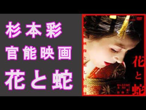 杉本彩主演映画 SM映画あらすじ 彩の魅力にせまる!