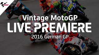 2016 #GermanGP | Vintage MotoGP™