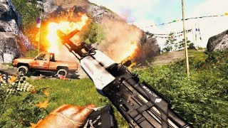 Нападнаха Храмът - Far Cry 4 #3