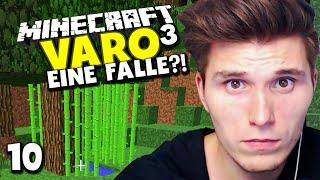 Minecraft Varo 3 #10 ✪ EINE FALLE?! & VERZAUBERTE FULL DIA RÜSTUNG!