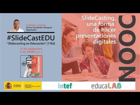 SlideCasting, una forma de hacer presentaciones digitales