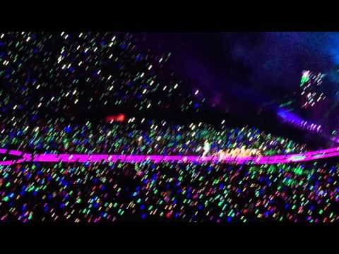 Coldplay live Buenos Aires Argentina 2016 - Viva la Vida - Adventure Of A Lifetime HD 1080 p 60 fps