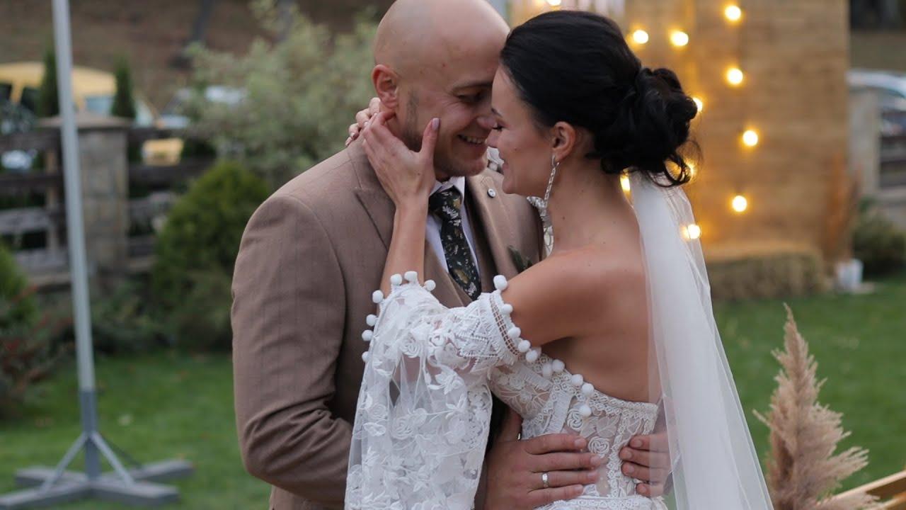 Весільний кліп Юлі та Назара