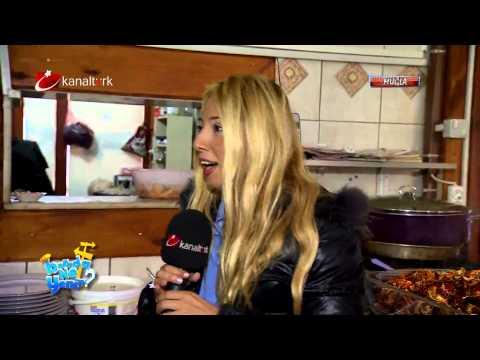 Burada ne yenir TV Programı Kanaltürk Du Buyon HASAN YÜCEL