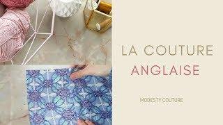 Finition solide et esthétique : la couture anglaise