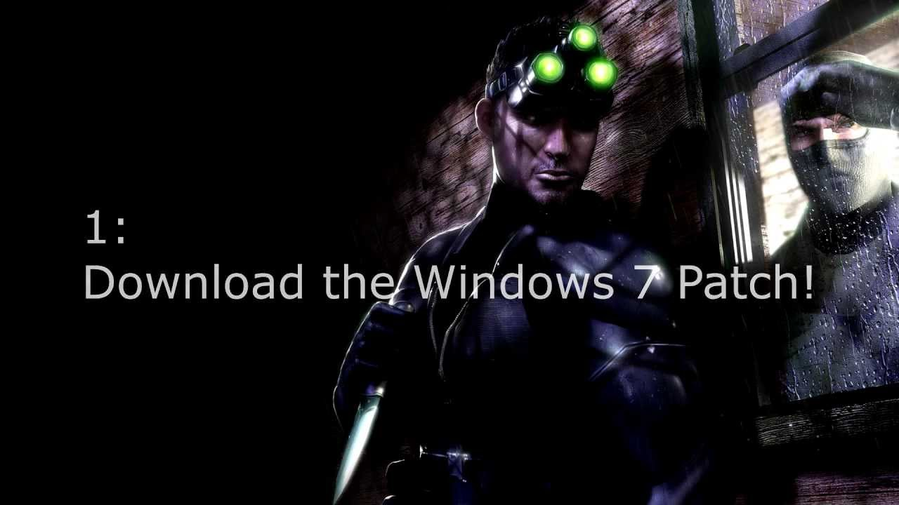 Splinter Cell Conviction/ Windows 8