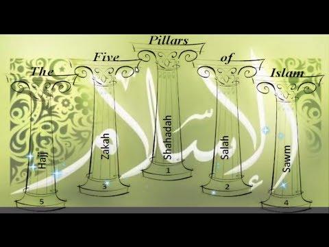 Buniyal Islam( بني الإسلام) Pillars Of Islam - Arabic Nasheed