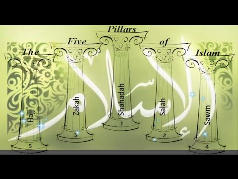 Buniyal Islam( بني الإسلام) pillars of Islam - Arabic nasheed