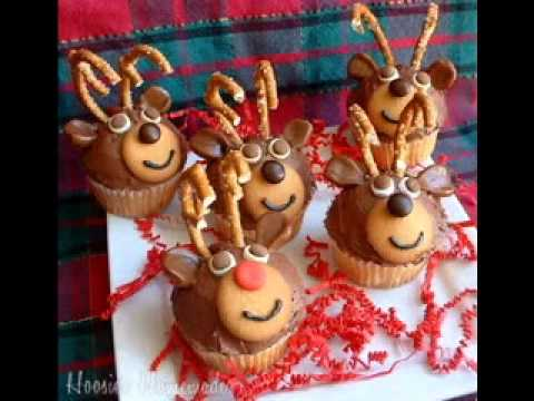 diy christmas cupcake decorating ideas