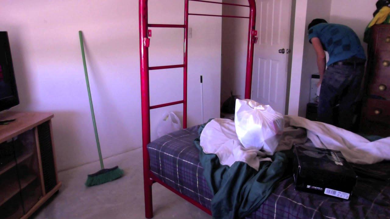 Time lapse limpiando mi cuarto - YouTube
