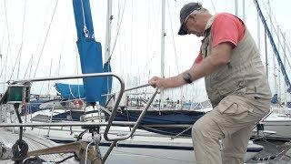 Stormen Knud oroar båtägare