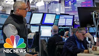 Dow Drops More Than 2,300 Points Amid Coronavirus Pandemic | NBC News