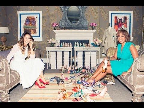 Sarah Jessica Parker Reveals Dreamy Shoe Collection