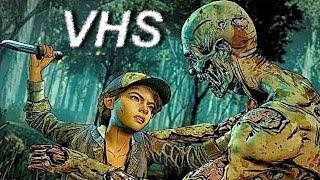 Walking Dead: Final Season / Ходячие мертвецы (трейлер) - русский и ламповый - VHSник