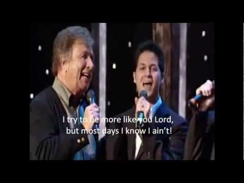Jesus and John Wayne w/lyrics - Gaither Vocal Band
