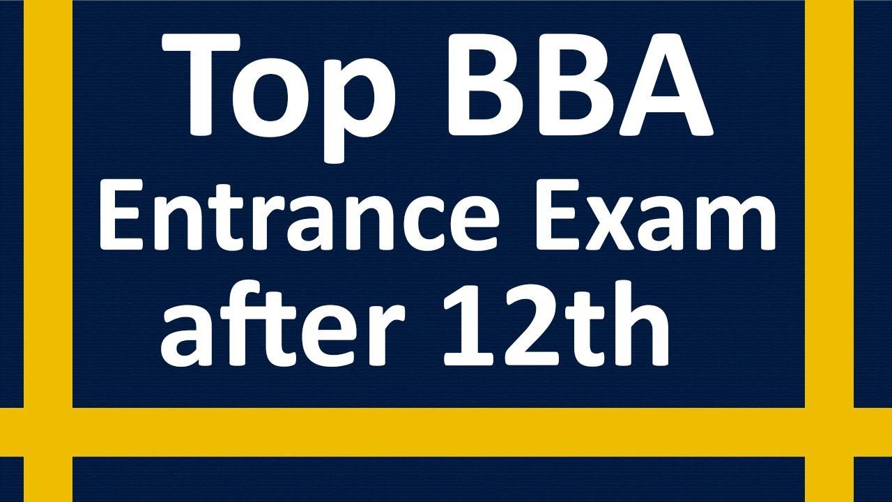 Top BBA Entrance Exam after 12th Class | Expert Speak | Abhishek Pathak