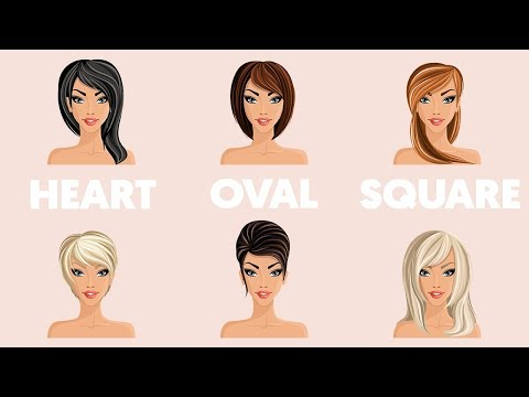 Choosing the Hairstyle that Matches Your Face Shape!
