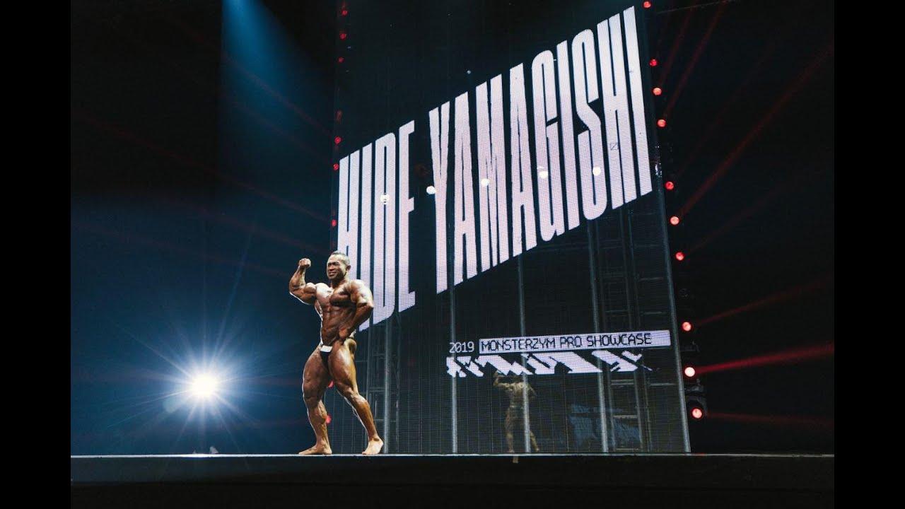 Download 2019 Monsterzym PRO HIDE YAMAGISH Bodybuilding 212 Free Posing 몬스터짐 프로 히데 야마기시 자유포징
