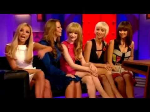 Nadine Coyle's Funniest Clips