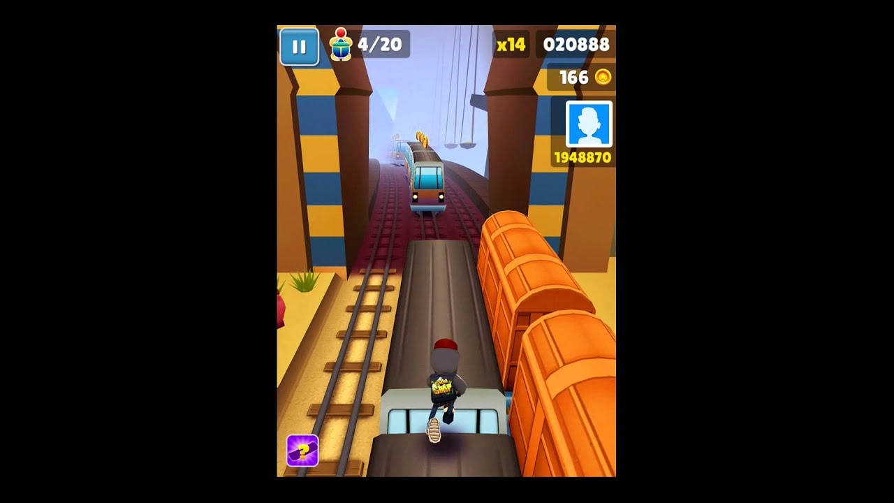 Subway surfers 4 power jumpers