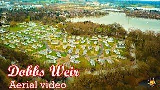 Dobbs Weir March 2018, aerial cinematography in 4K