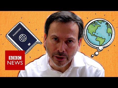 The new virtual country with no borders - BBC News