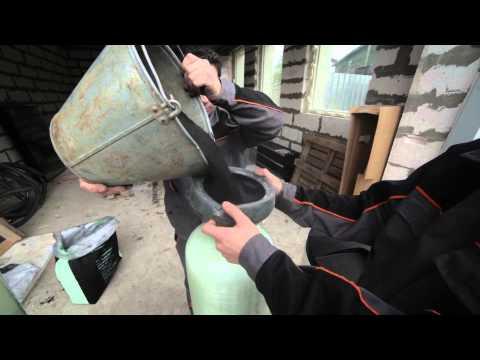 Фильтры для очистка воды из колодца и скважины.
